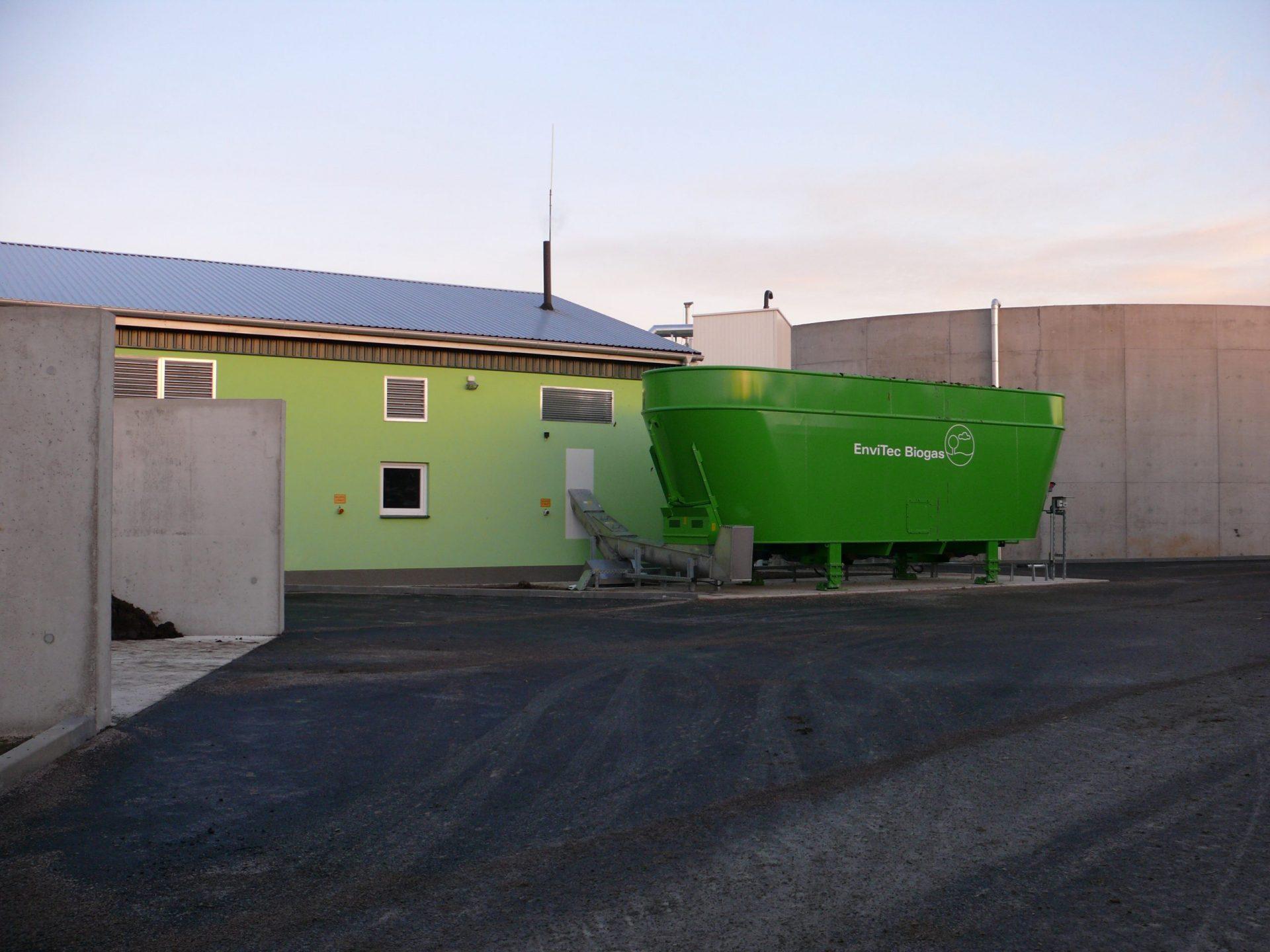 AGROSPOL Bolehošť, a. s. - Biogas